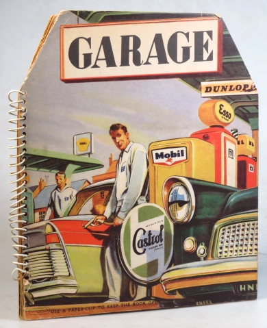 Garage. POP-UP.