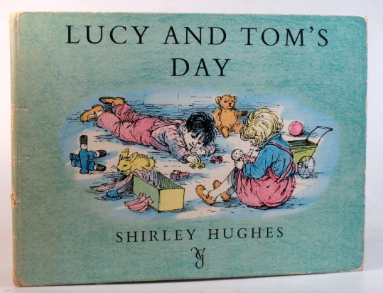 Lucy and Tom's Day. Written and drawn by. Shirley HUGHES.