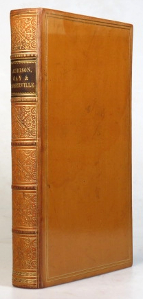 The Poetical Works of Joseph Addison; Gay's Fables; and Somerville's Chase. With Memoirs and Critical Dissertations, by the Rev. George Gilfillan. Joseph ADDISON, John GAY, William SOMERVILLE.