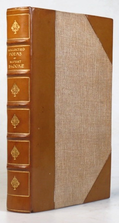 The Collected Poems... with a Memoir. Rupert BROOKE.