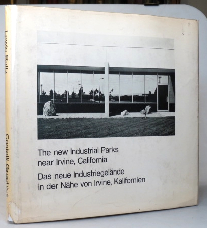 The New Industrial Parks near Irvine, California. Das Neue Industriegelände in der Nähe von Irvine, Kalifornien. Lewis BALTZ.