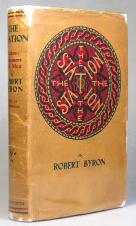 The Station. Athos: Treasures and Men. Robert BYRON.