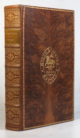 Tennyson: His Art and Relation to Modern Life. TENNYSON, Stopford A. BROOKE.