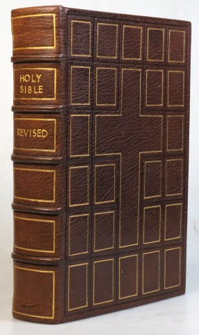 The Holy Bible, Containing the Old and New Testaments translated out of the original tongues. BIBLE.