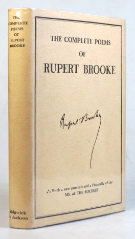 The Complete Poems of. Rupert BROOKE.
