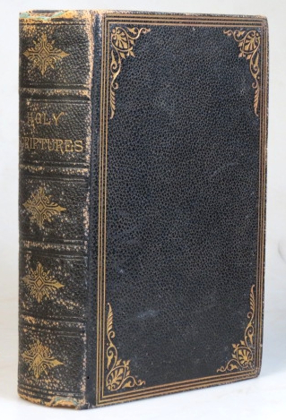 The Holy Scriptures, Translated and Corrected by the Spirit of Revelation, by Joseph Smith, Jr., the Seer. MORMONISM, Joseph SMITH, Jr.