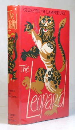 The Leopard. Translated from the Italian by Archibald Colquhoun. Giuseppe DI LAMPEDUSA.