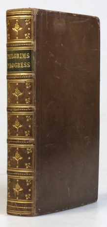 The Pilgrim's Progress. To which is Prefixed a Life of the Author. A New Edition with Engravings by Designs by Richard Westall. John BUNYAN.