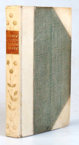 The Golden Treasury. Selected from the Best Songs and Lyrical Poems in the English Language and Arranged with Notes by... Second Series. Francis T. PALGRAVE.