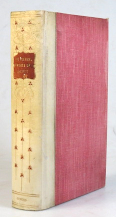 The Poetical Works. With the Author's Introduction and Notes. Edited by J. Logie Robertson. Sir Walter SCOTT.