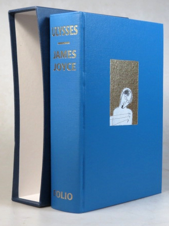 Ulysses. Preface by Stephen James Joyce. Introduction by Jacques Aubert with etchings by Mimmo Paladino. James JOYCE.