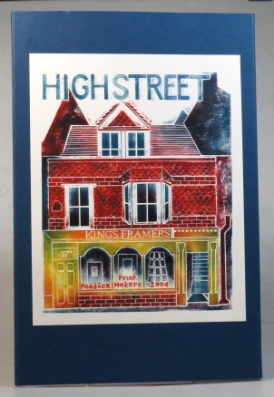 High Street. PADDOCK PRINTMAKERS.