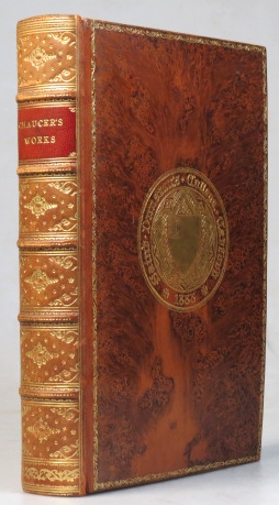 The Complete Works of... Edited from Numerous Manuscripts by the Rev. Walter W. Skeat. Geoffrey CHAUCER.