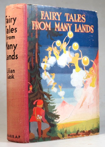 Fairy Tales from Many Lands. Retold by... Illustrations by Willy Pogany. Willy POGANY, Lilian GASK.