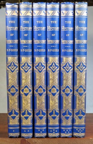 The History of Freemasonry. Its Antiquities, Symbols, Constitutions, Customs, Etc. Embracing an Investigation of the Records of the Organisations of the Fraternity in England, Scotland, Ireland, British Colonies, France, Germany, and the United States. Robert Freke GOULD.