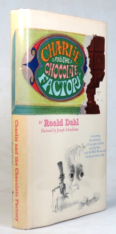 Charlie and the Chocolate Factory. Illustrated by Joseph Schindelman. Roald DAHL.