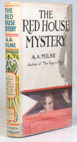 The Red House Mystery. A. A. MILNE.
