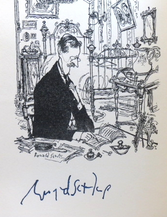 The Journal of Edwin Carp. Edited by... Embellishments by Ronald Searle. SEARLE, Richard HAYDN.
