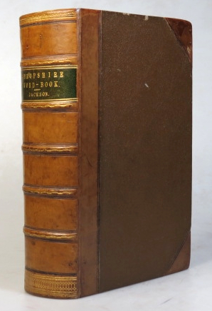 Shropshire Word-Book, A Glossary of Archaic and Provincial Words, Etc., Used in the County. Georgina F. JACKSON.