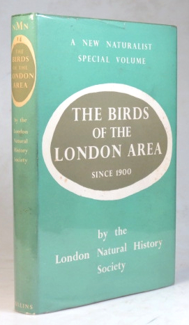 The Birds of the London Area Since 1900. COMMITTEE OF THE LONDON NATURAL HISTORY SOCIETY.