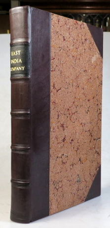 Estimates from the East India Company. Ordered to be Printed 8th March 1803. [bound with]...