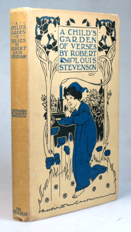 A Child's Garden of Verse. Illustrated by Charles Robinson. Charles ROBINSON, Robert Louis STEVENSON.