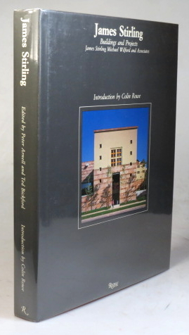 James Stirling: Buildings and Projects. James Stirling, Michael Wilford and Associates. Introduction by Colin Rowe. Compiled and Edited by. STIRLING, Peter ARNELL, Ted BICKFORD.
