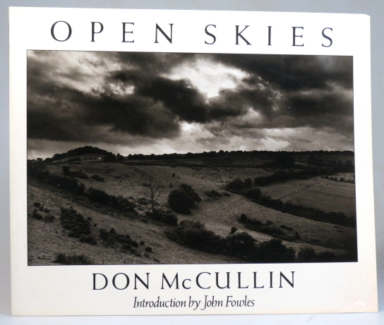 Open Skies. Introduction by John Fowles. Don McCULLIN.