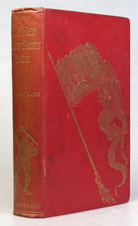 The Red True Story Book. With numerous illustrations by Henry J. Ford. Andrew LANG.