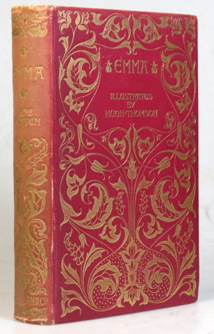 Emma. Illustrated by Hugh Thomson with an Introduction by Austin Dobson. Jane AUSTEN.