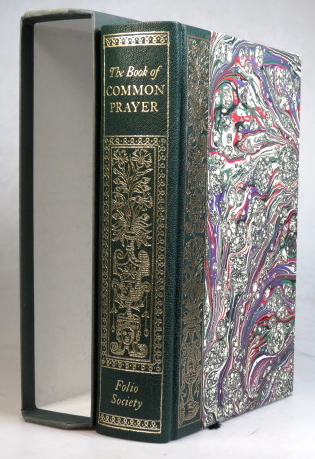 The Book of Common Prayer, Ornamented with wood cuts from designs of Albert Durer, Hans Holbein, and others. In imitation of Queen Elizabeth's Book of Christian Prayers. With a Foreword by Sir Patrick Cormack. COMMON PRAYER.