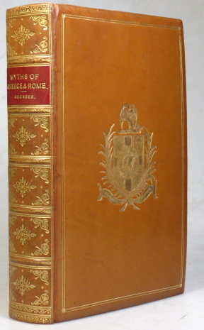 The Myths of Greece & Rome. Their stories, signification and origin. H. A. GUERBER.