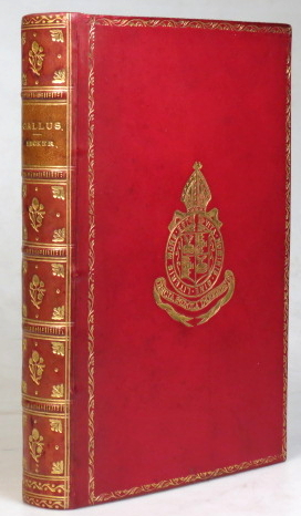 Gallus, or Roman scenes in the time of Augustus. With notes and excursuses illustrative of the manners and customs of the Romans. Translated by Rev. Frederick Metcalfe. Prof. W. A. BECKER.