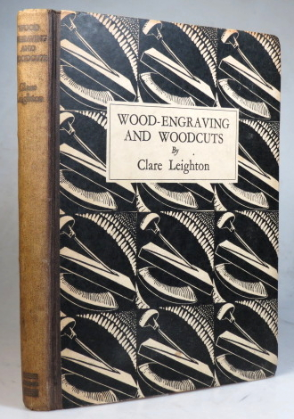 Wood-Engraving and Woodcuts. Clare LEIGHTON.