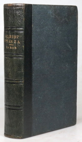The Albert N'yanza, Great Basin of the Nile, and Explorations of the Nile sources. Samuel White BAKER.
