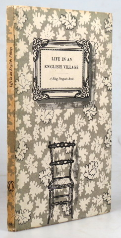 Life in an English Village. Sixteen Lithographs by... with an Introductory Essay by Noel Carrington. Edward BAWDEN.