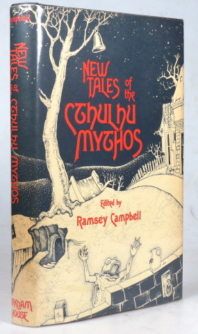 New Tales of the Cthulhu Mythos. Edited, with an Introduction, by. Ramsey CAMPBELL.