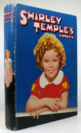 Shirley Temple's Annual. ANNUAL.
