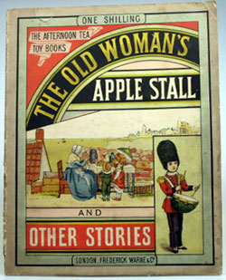 The Old Woman's Apple Stall, and other Stories. Frederick WARNE, Publisher