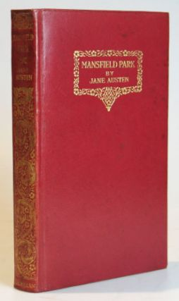 Mansfield Park. With an Introduction by Austin Dobson. Illustrated by Hugh Thomson. Jane AUSTEN.