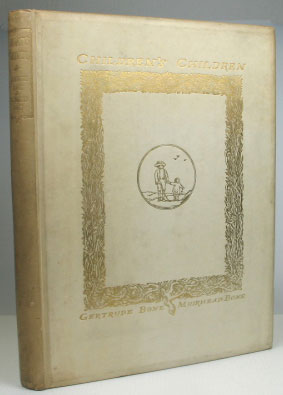 Children's Children. With Drawings by Muirhead Bone. Gertrude BONE