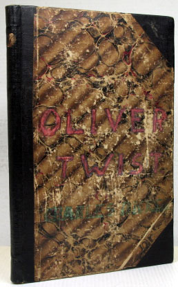 Oliver Twist. Or the Parish Boy's Progress. Charles DICKENS.