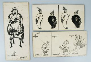 Collection of Drawings]. W. F. DOWSETT