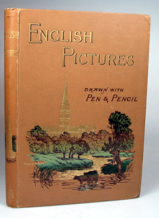 English Pictures. Drawn with Pen and Pencil. A New Edition. Rev. Samuel MANNING, Rev. S. G. GREEN