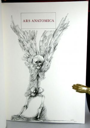 Ars Anatomica. A Medical Fantasia. Leonard BASKIN.