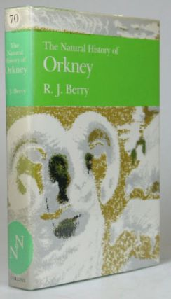 The Natural History of Orkney. R. J. BERRY.