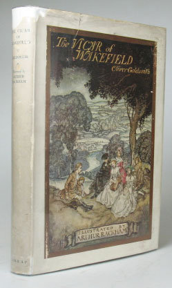The Vicar of Wakefield. Illustrated by Arthur Rackham. Arthur RACKHAM, Oliver GOLDSMITH