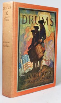 Drums. With pictures by N.C. Wyeth. WYETH, James BOYD