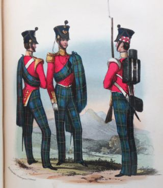Historical Record of the Seventy-First Regiment, Highland Light Infantry: Containing an Account of the Formation of the Regiment in 1777, and of its subsequent services to 1852.