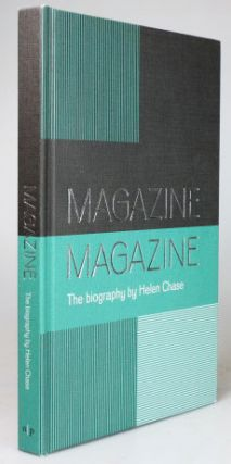 Magazine. The Biography. Written by... Designed by Malcolm Garrett. Helen CHASE